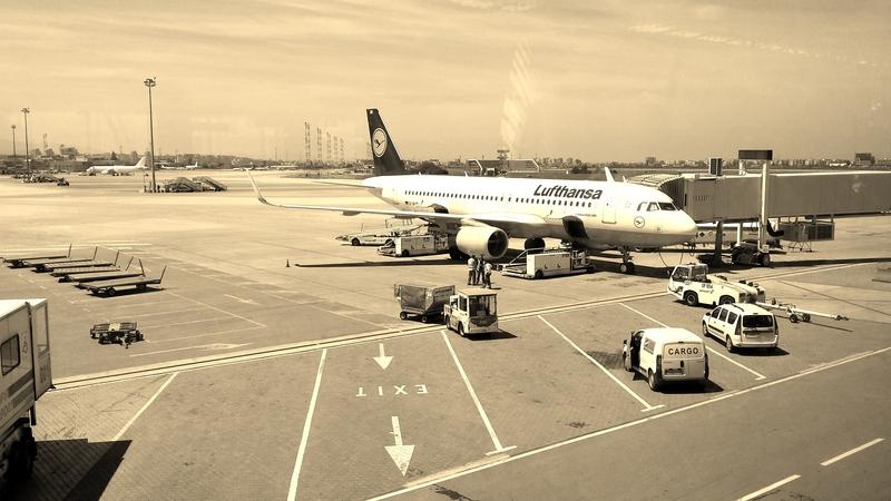 полет до Япония с Луфтханза