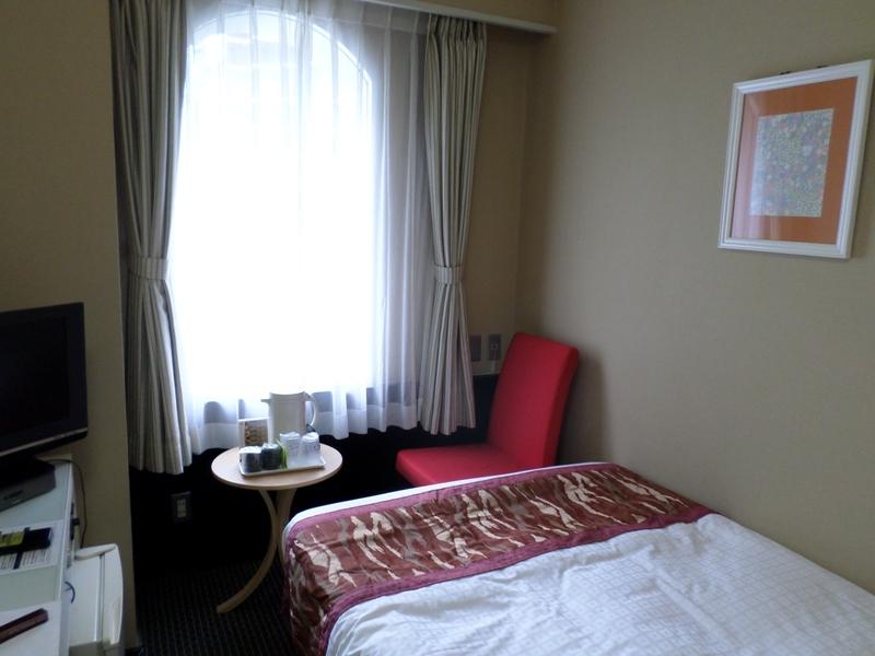 хотелска стая токио