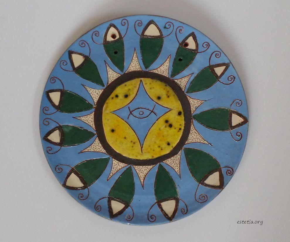 арт чиния пано - стенен декор