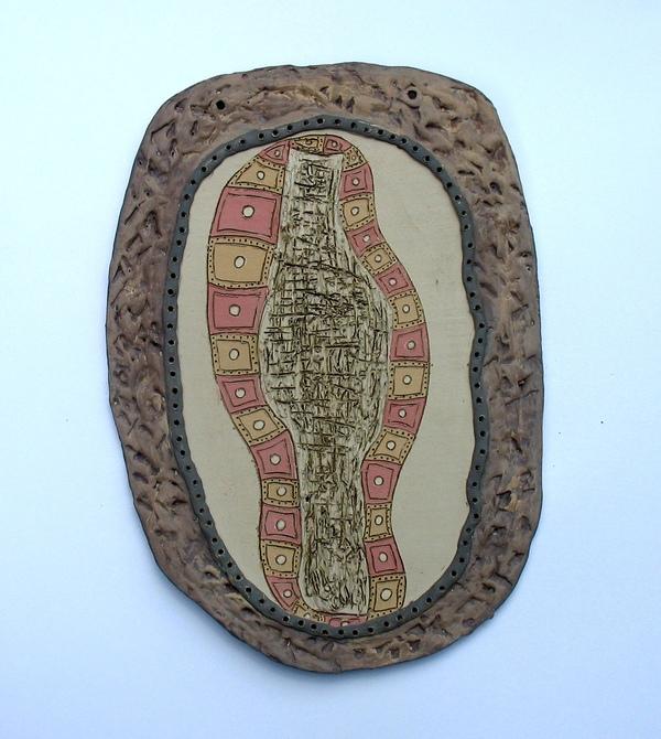 керамично пано - стенна декорация