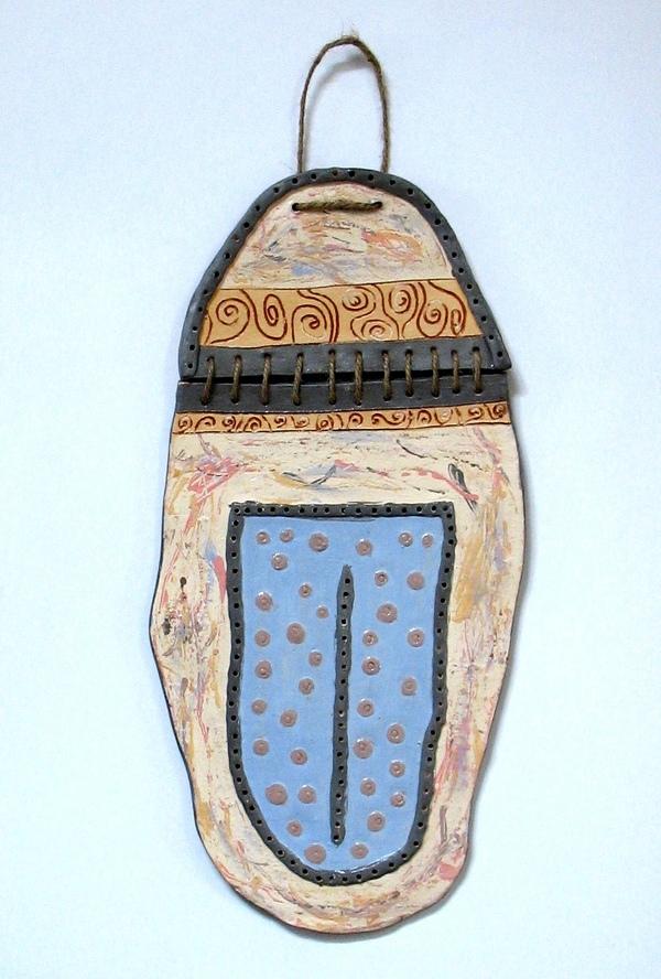 оригинално керамично пано - стенна керамика