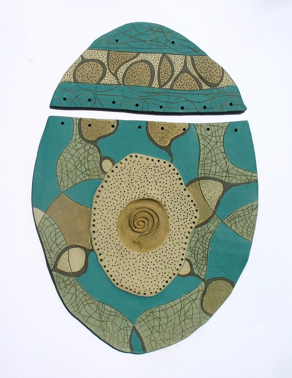 уникатно керамично пано - арт керамика