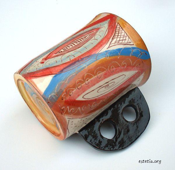 чаша керамика - оригинални керамични чаши