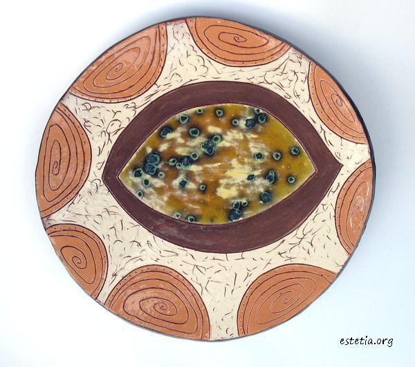 артистична функционална керамика - глинени съдове