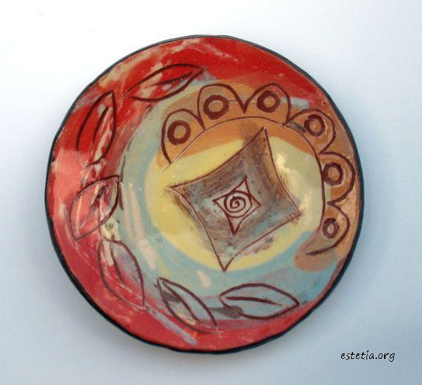 артистично пано с магнитче - керамика