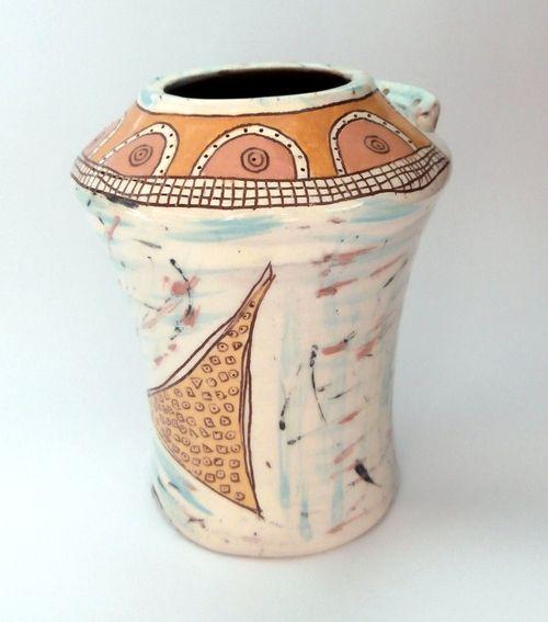 керамични вази - оригинален подарък