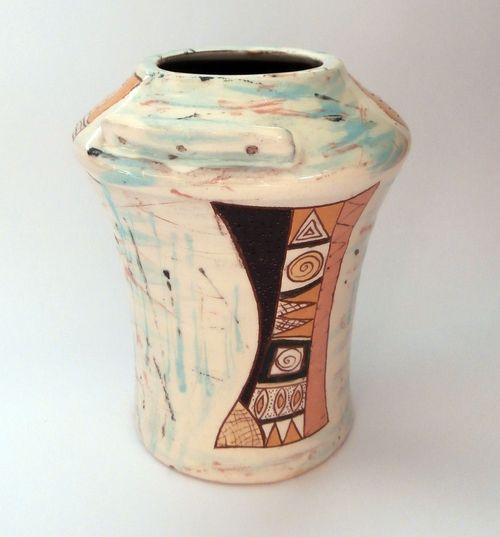 функционална ваза - глинени съдове