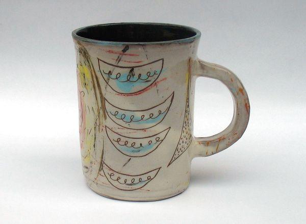 арт чаша ръчна изработка