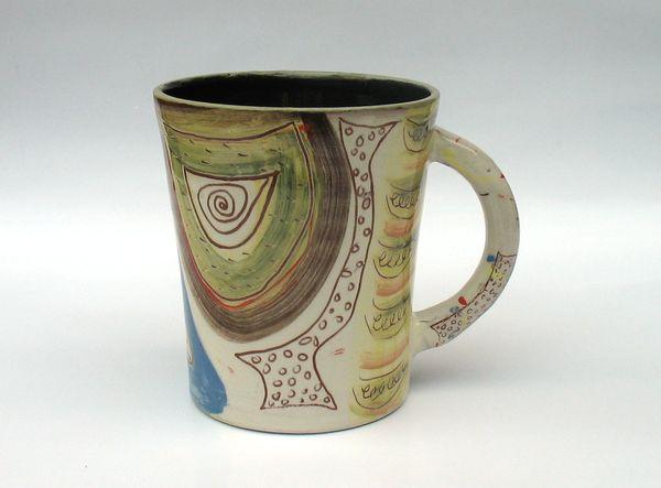 оригинална ръчно изработена чаша