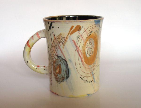 ръчно израбоени чаши керамика