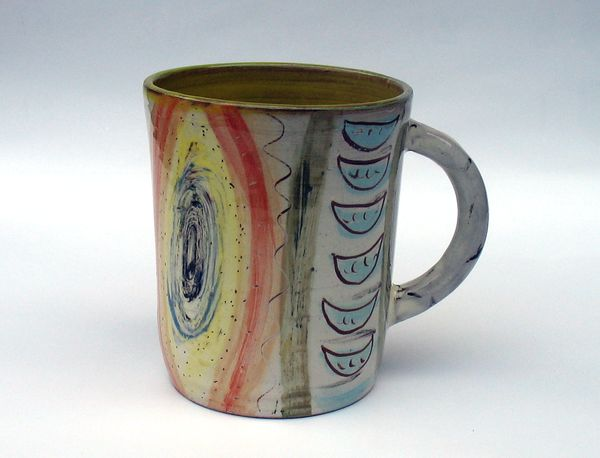 керачична чаша за кафе и чай