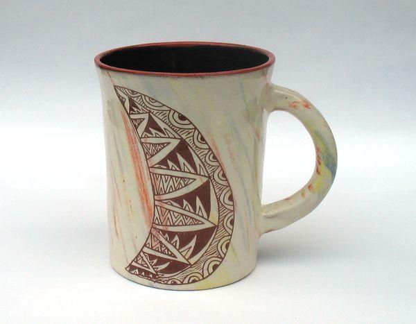 художествени арт чаши