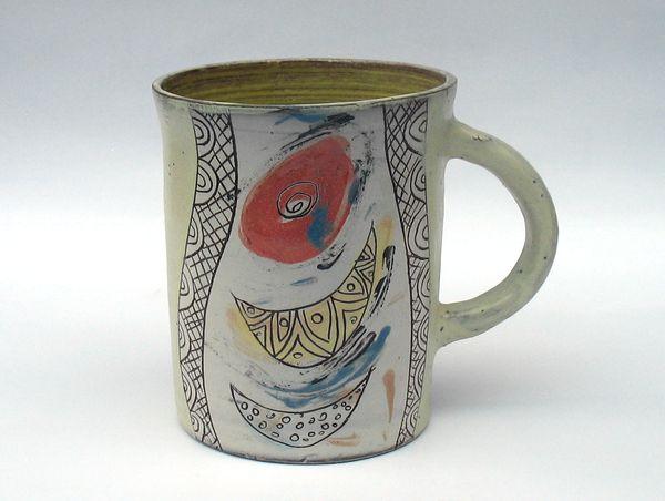 арт чаша керамика