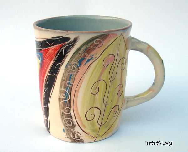 ръчна чаша за чай